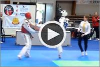Galeries vidéo des clubs de taekwondo de Poitiers et Mirebeau (86 - Poitou-Charentes)