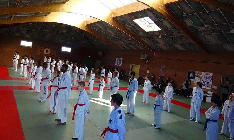 Cours de Taekwondo à Poitiers (86), Mirebeau, Neuville de Poitou
