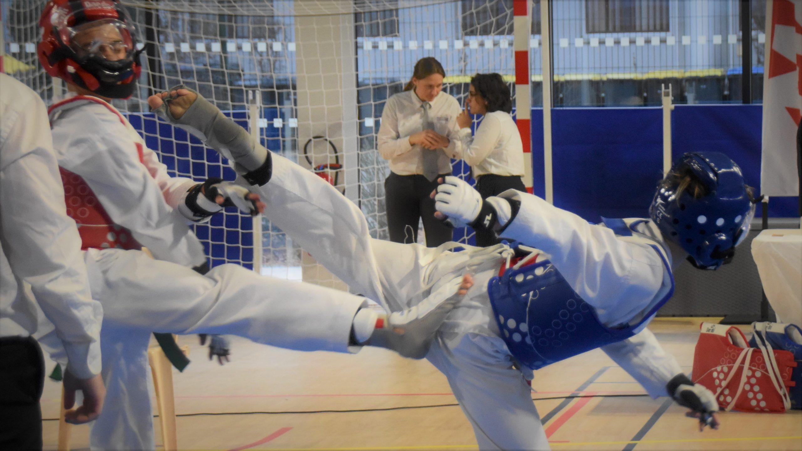 | Gwanyong Taekwondo Kwan