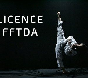 Commander la licence de taekwondo FFTDA